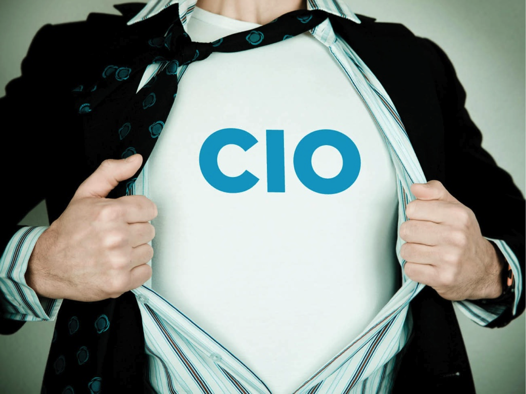 Your Company's Next CEO: Any Senior Executive But the CIO?